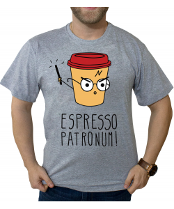 Camiseta Expecto Coffee