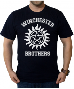 Camiseta Winchester Brothers