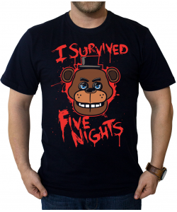Camiseta Five Nights At...
